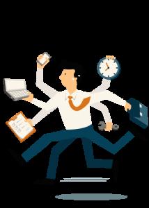 werkdruk, werkstress, werk privé management