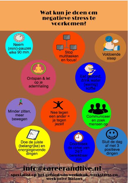 Burnout & stress; wat is het en wat zijn nu echt oplossingen?