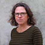 Portret van Martine Uytdehaag