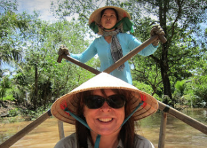 lummelen in Vietnam