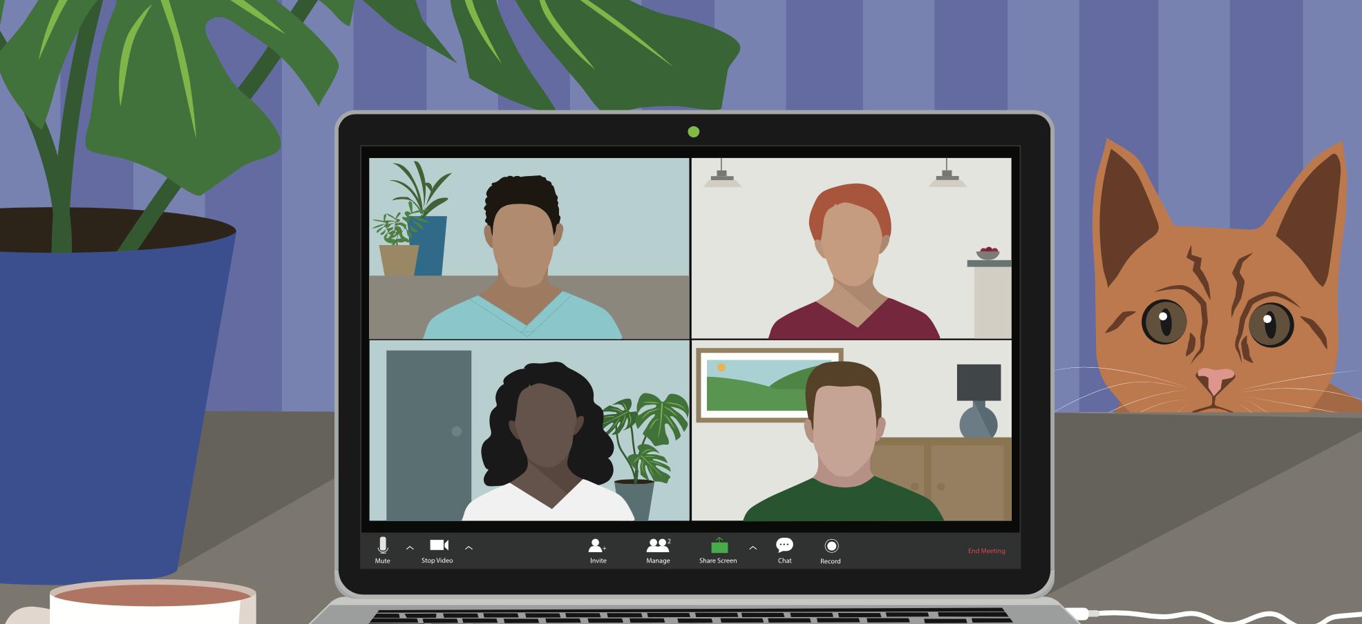 Aandacht voor digital wellbeing van medewerkers is belangrijker dan ooit in deze Corona tijd!